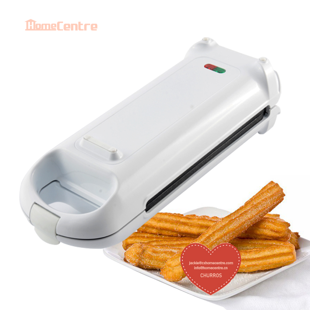 Churros Maker/Waffle or omelet plate for option/750W